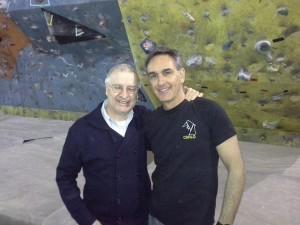 Ilio Liberati e Carlo Baccarelli