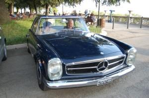 Una delle Mercedes-Benz (1)