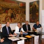 """Cip Umbria: presentata la """"Notte Bianca dello sport… paralimpico"""", in programma il 30 agosto a Sigillo"""