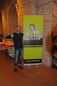 Avanti Tutta stand con Leonardo 2