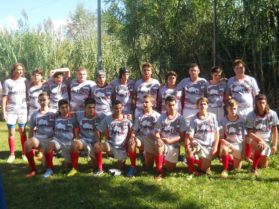 Barton Cus Perugia under 16(1)
