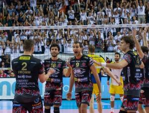 5ª Giornata 70º Campionato Serie A1 SuperLega UnipolSai 2014/15. PalaEvangelisti Perugia, 26.10.2014