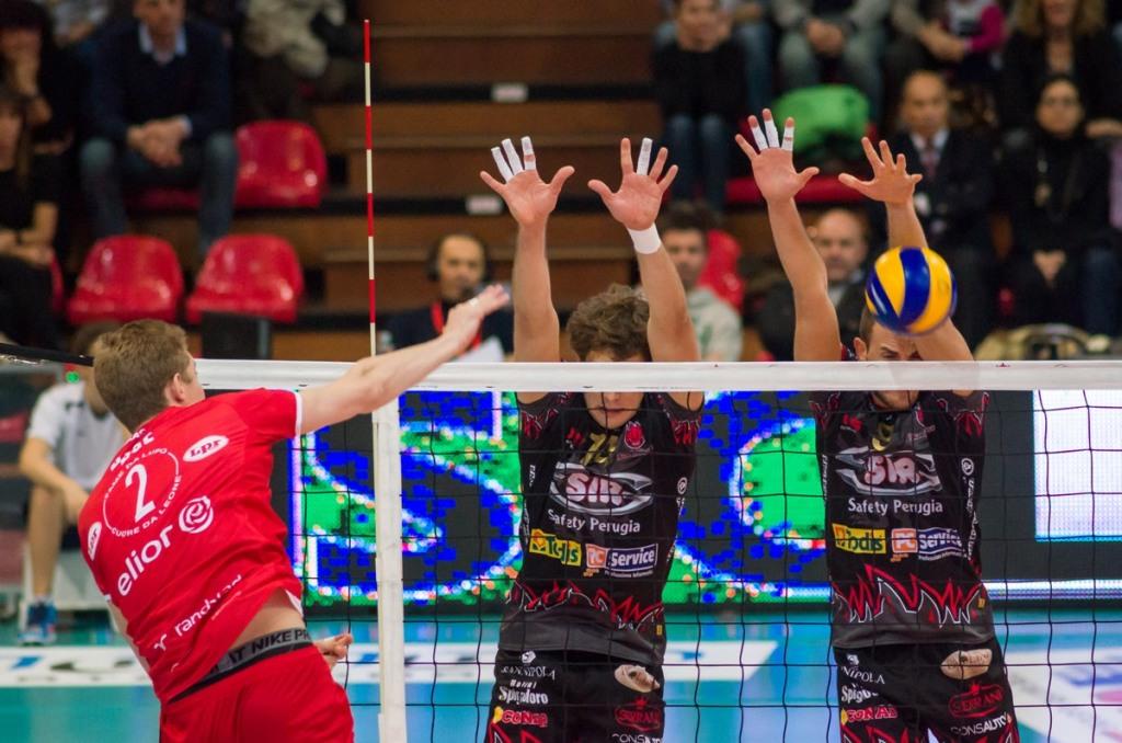 8ª Giornata 70º Campionato Serie A1 SuperLega UnipolSai 2014/15. Pala Banca Piacenza, 29.11.2014