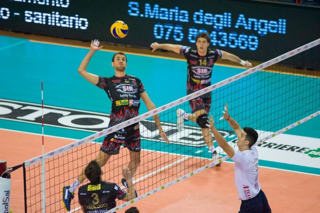 Rocco Barone, attacco