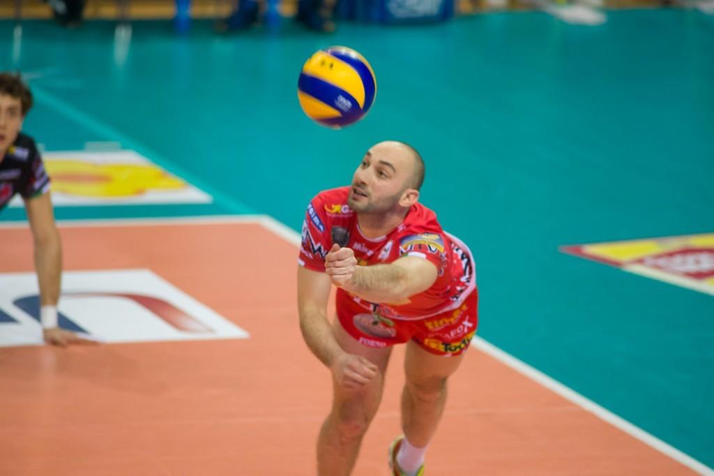Andrea GIOVI, difesa