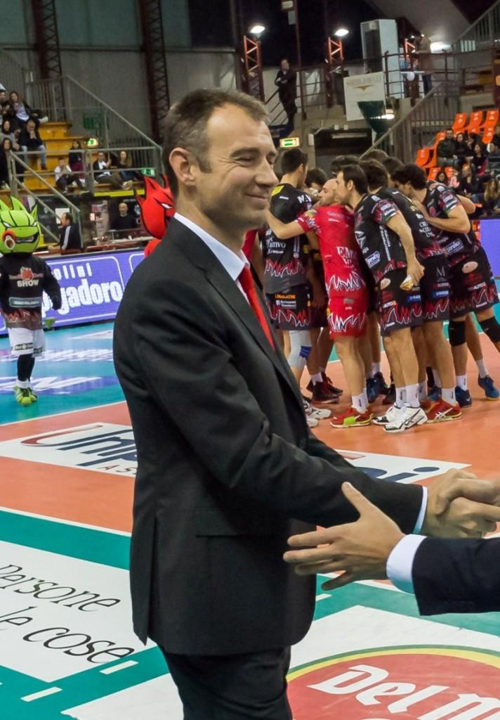 3ª Giornata ritorno, 70º Campionato Serie A1 SuperLega UnipolSai 2014/15. PalaEvangelisti Perugia, 24.01.2015