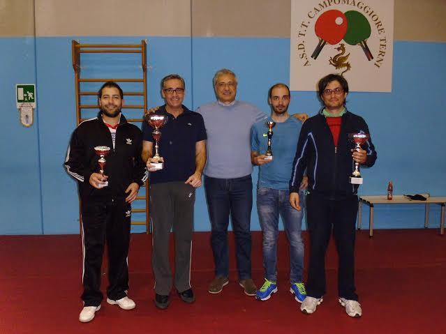 Campionato regionale di tennistavolo per giornalisti - Stefano bosi tennis tavolo ...