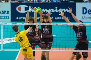 PlayOffs 6 - 2015 CEV DenizBank Volleyball Champions League, PalaEvangelisti Perugia IT, 04.03.2015