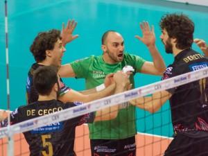PlayOffs12 - 2015 CEV DenizBank Volleyball Champions League, PalaEvangelisti Perugia IT, 18.02.2015