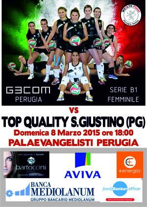Perugia-S.Giustino (locandina)