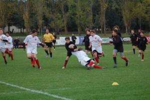 Barton Cus Perugia Under 14