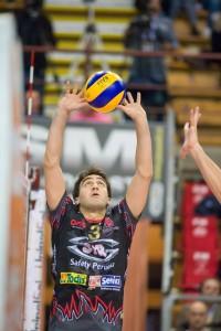 Andriano Paolucci, palleggio