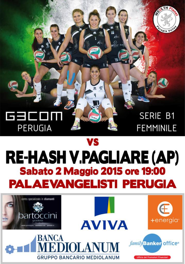 Perugia-Pagliare (locandina)