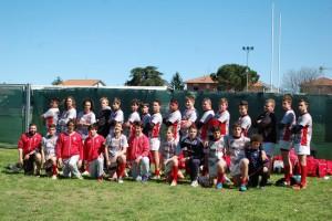 Under 16 formazione