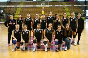Under14 School Volley