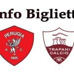 Perugia Trapani Info Biglietti