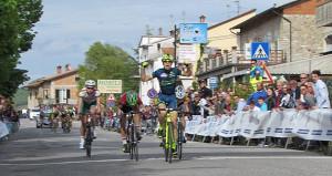 Lisciano Niccone TrofeoValdiPierle arrivo 2015 a Mercatale