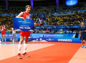 Atanasijevic premio world league