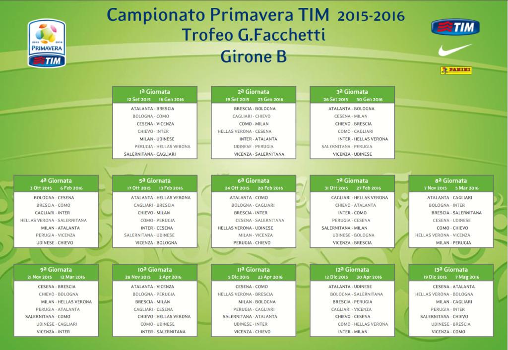 CalendarioPrimaveraGironeB2015
