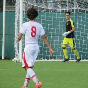 Cucchiararo, portiere Under 17 Lega Pro