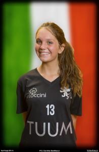 Libero | TUUM Perugia • Campionato Pallavolo Femminile Serie B1 2015/16