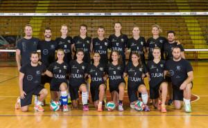 TUUM Perugia • Campionato Pallavolo Femminile Serie B1 2015/16