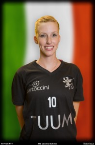 Schiacciatrice   1993   TUUM Perugia • Campionato Pallavolo Femminile Serie B1 2015/16