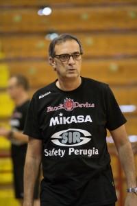 Sir Safety Conad Perugia - Sora, Amichevole - PalaEvangelisti Perugia 06.10.2015