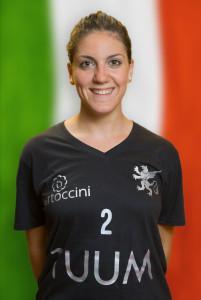 Schiacciatrice | 1998 | TUUM Perugia • Campionato Pallavolo Femminile Serie B1 2015/16