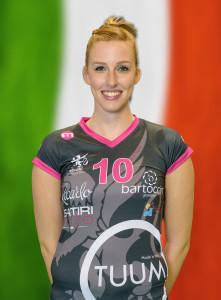 Schiacciatrice | 1993 | TUUM Perugia • Campionato Pallavolo Femminile Serie B1 2015/16