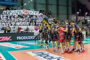 20ª giornata Campionato Italiano di pallavolo maschile Serie A1 SuperLega UnipolSai 2015/16. PalaEvangelisti Perugia, 24.02.2016