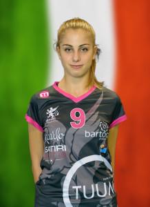 Opposto | 1993 | TUUM Perugia • Campionato Pallavolo Femminile Serie B1 2015/16