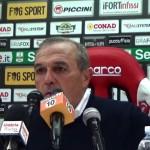"""Carpi Perugia 0 a 0, Castori """"complimenti ai miei ragazzi che nonostante le assenze hanno messo il cuore"""""""