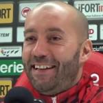 """Avellino Perugia 0 a 5, Bucchi """"la vittoria di oggi ci deve far capire che abbiamo i mezzi e possiamo e dobbiamo giocarcela fino alla fine"""""""