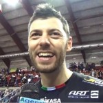 Sir Perugia- Trento 3-0. Intervista a Buti post partita