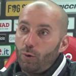 """Perugia Frosinone 1 a 1, Bucchi """"gol di Monaco regolare ma credo nella buona fede"""""""