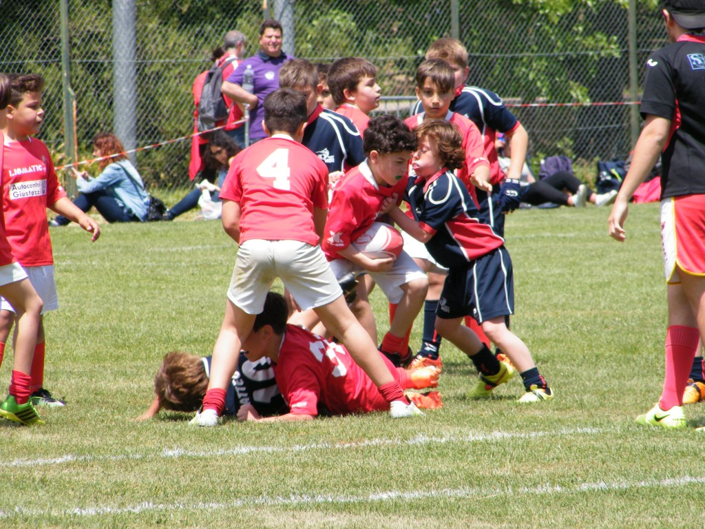 Calendario Tornei Minirugby 2020.Il Rugby Nuovo Salario Vince Il Nono Torneo Di Minirugby