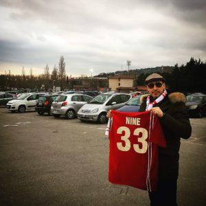 """La maglia numero 33 sulle spalle, ma Jaime Iván Kaviedes, è per tutti """"Nine"""". La storia di un talento puro, mai definitivamente sbocciato."""