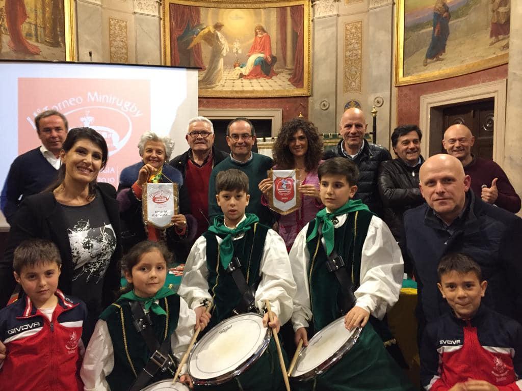Calendario Tornei Minirugby 2020.Perugia Capitale Italiana Del Minirugby Con L 11 Torneo Citta