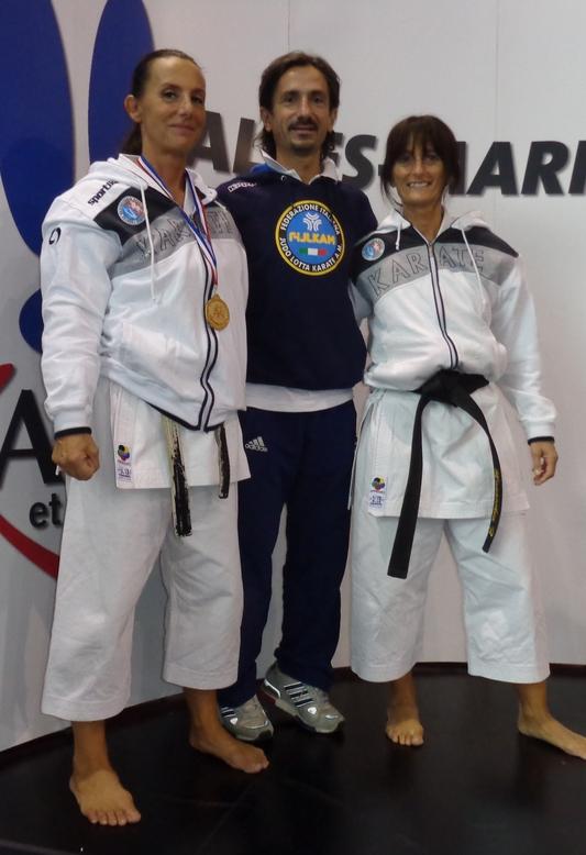 Fijlkam Karate Calendario Gare 2020.Karate Cus Perugia Argento Ai Campionati Italiani Master