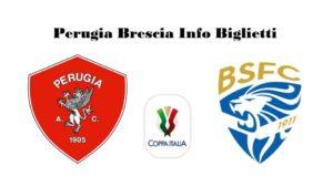 Perugia Brescia Info Biglietti
